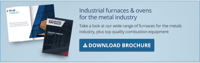 Industrial furnaces & ovens for the metal industry
