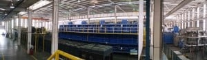 NUTEC BICKLEY's state of the art manufacturing facility