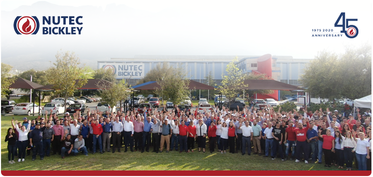 45th Anniversary - Nutec Group