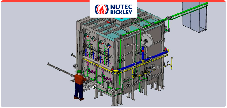 Nutec Bickley's Engineering Department – innovating with the latest technologies