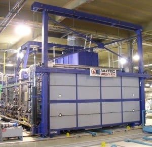 Nutec Bickley's IMPS® – an Energy Efficient System for Firing Ceramics