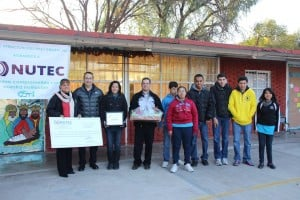 Nutec gives back to the community