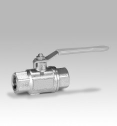 Ball valves and filters