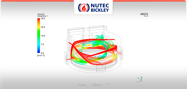 Software programs we use to design the best furnaces/kilns in the industry