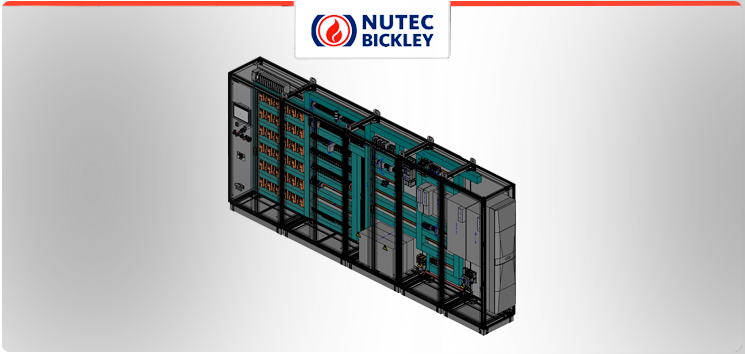 How do we integrate an industrial furnace control board?