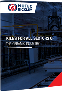 Download our kiln e-book covering all sectors of the ceramic industry