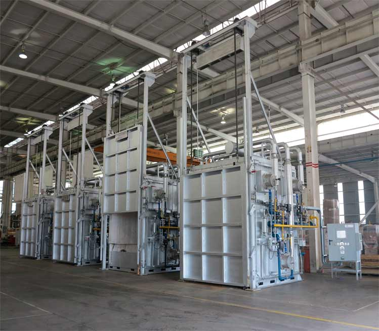 investment casting furnace 1